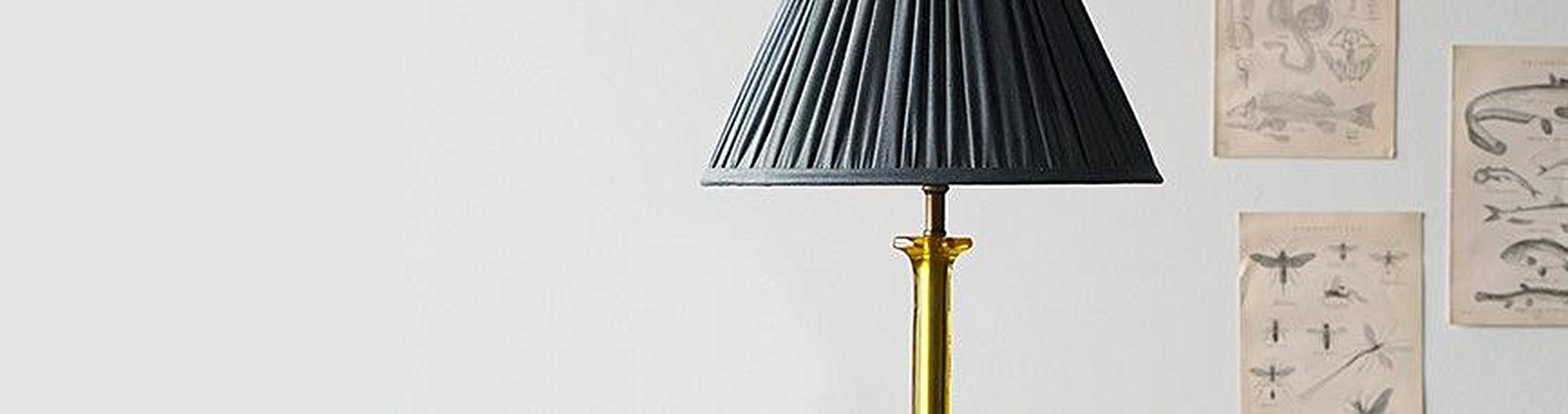 Our Gorgeous Resin Table Lamps