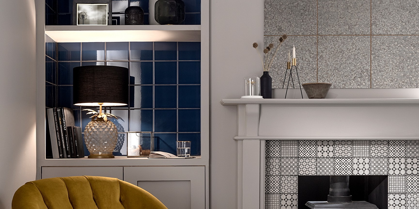 A Reflection Of Luxury With Mirror Tiles | Topps Tiles