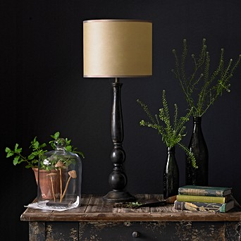 Our exquisite wooden table lamps lamps pooky larger otto in black aloadofball Images