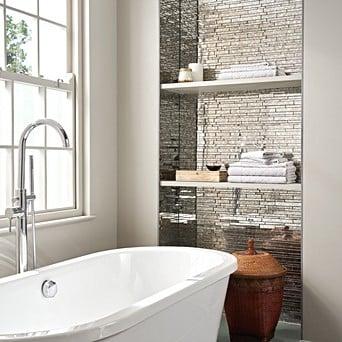 Silver Kitchen Tiles Topps Tiles