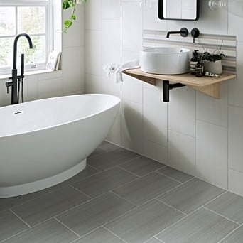 Grey Bathroom Tiles Topps