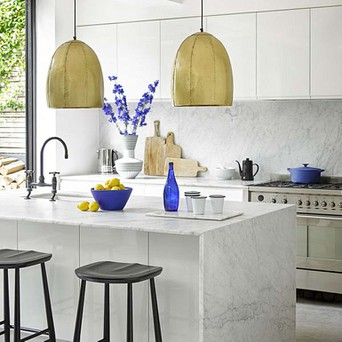 How To Light A Kitchen Island Inspiration And Ideas For Pendants And More