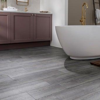 Lvt Flooring Luxury Vinyl Tiles, Vinyl Bathroom Tile