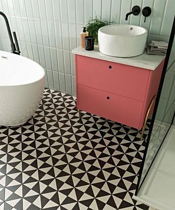 Victorian Flooring Topps Tiles