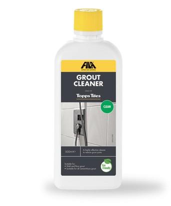 Topps Tiles Fila Grout Cleaner, Bathroom Tile Grout Cleaner Uk