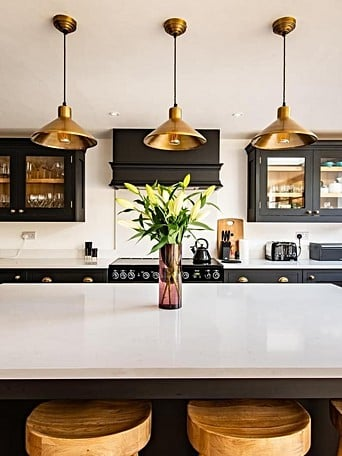 Super Stylish Kitchen Lighting Ideas