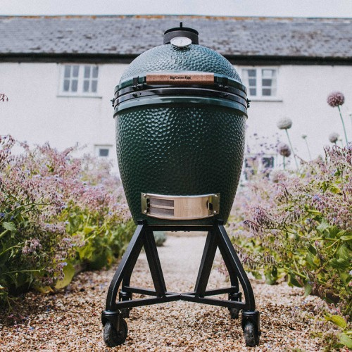 Big Green Egg Cookery Class At River Cottage