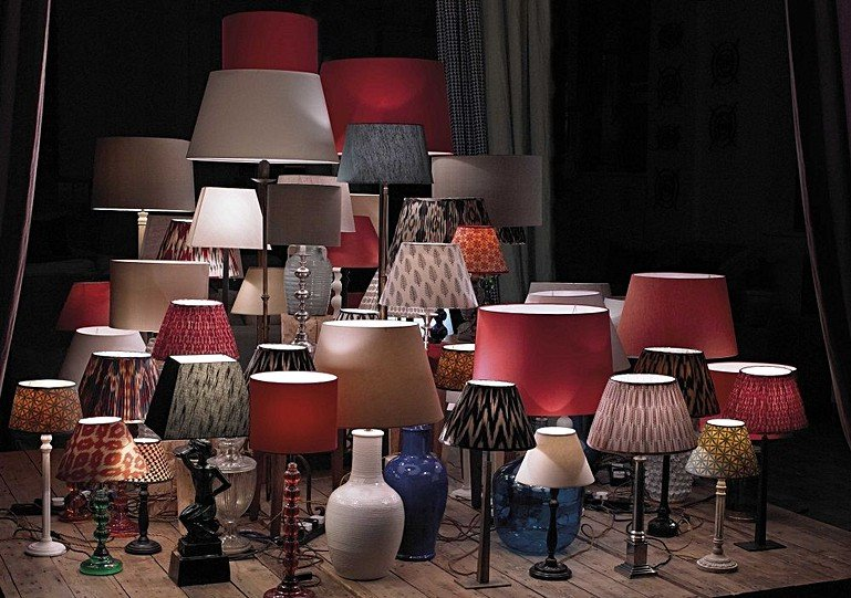 How to choose a lampshade the complete guide all about lighting how to choose a lampshade the complete guide aloadofball Gallery