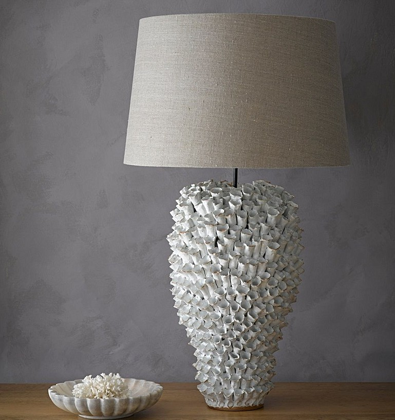 Unusual designer table lamps - eight of our favourites < >