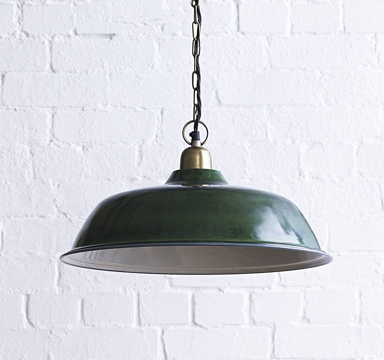 Pendant Lighting Buying Guide: Ironwork And Industrial Pendant Lights