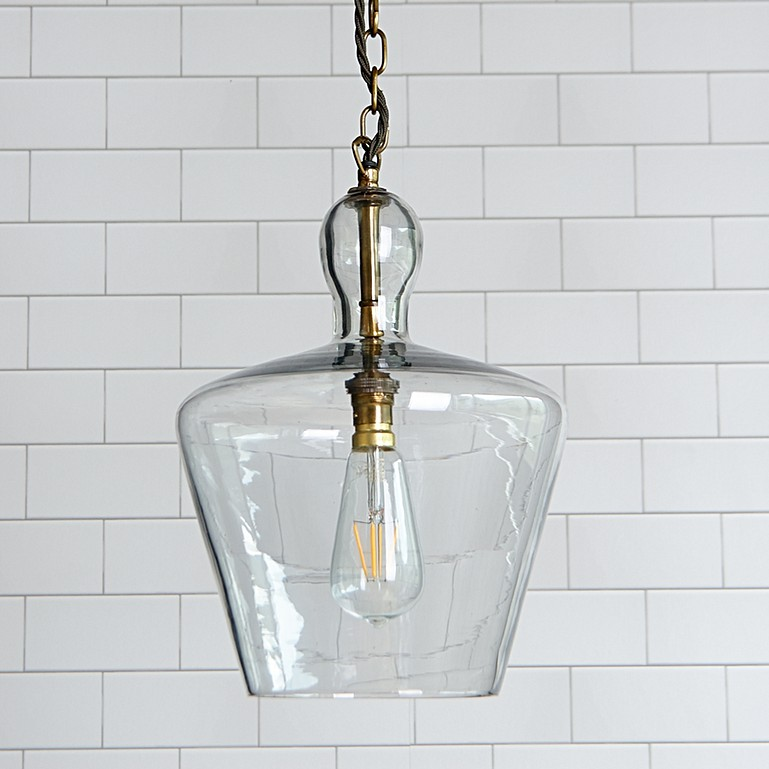 Clear Blown Glass Pendant Lights A Buyers Guide