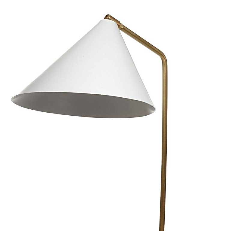 Cool light midcentury modern inspired contemporary floor lamps