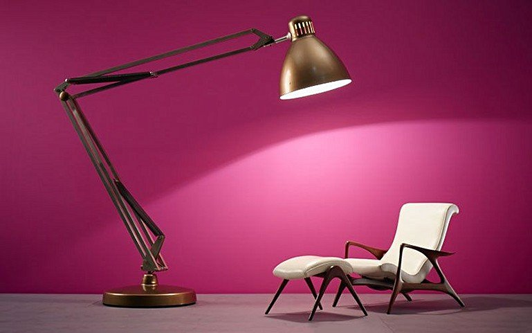 Iconic floor lamps – seven important (and very expensive) 20th ...