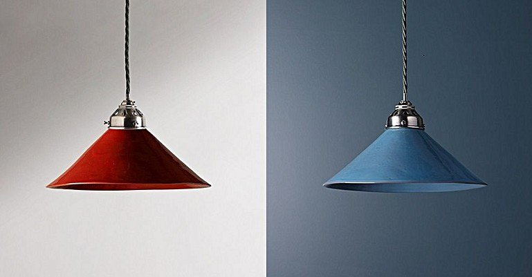 New Ceramic Shades For Pendants And Wall Lights Gaze At The Glaze
