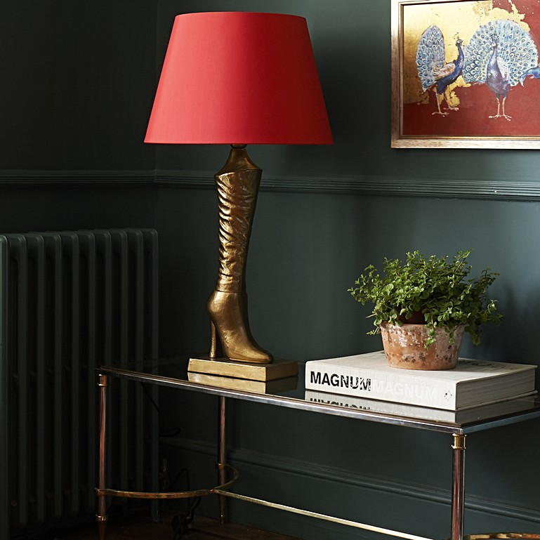 Five Gloriously Unusual New Pooky Table Lamps