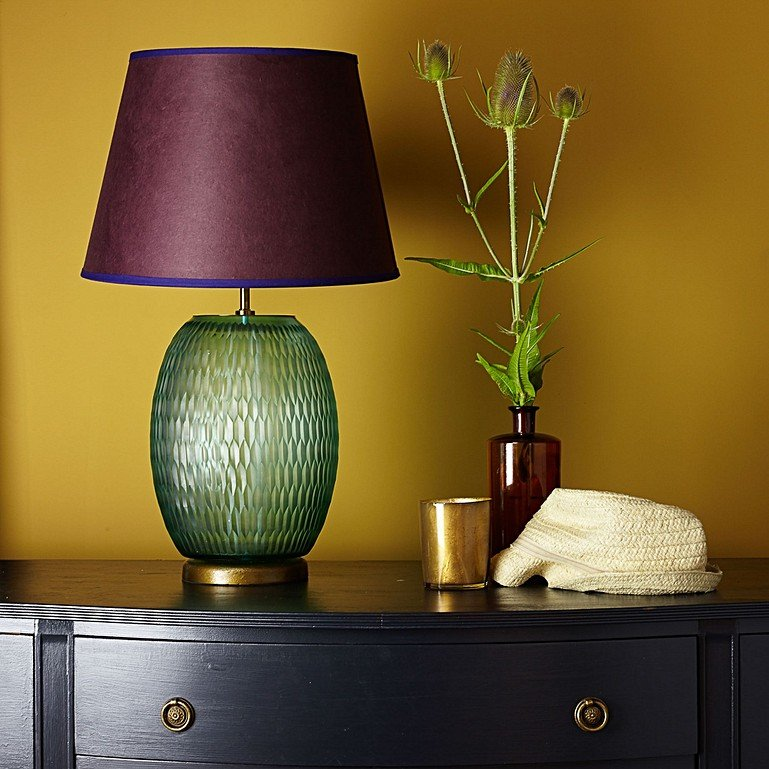 7 Extraordinary Things You Can Do With A Glass Table Lamp
