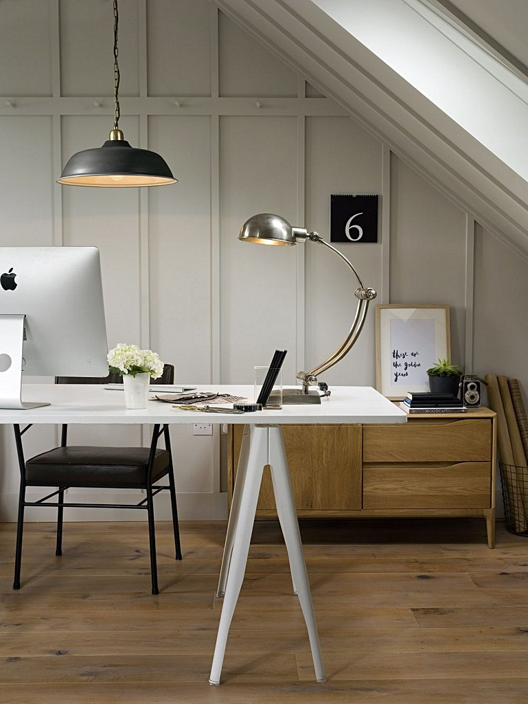 Awesome Whether You Work From Home Every Day Or Only Pretend To And Use Your Desk  Mostly For Show, The Right Desk Lamp Is A Key Element Of A Good Study Area  (we ...