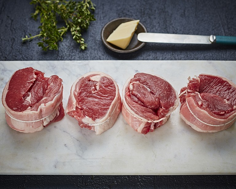 how to cook lamb noisette joint
