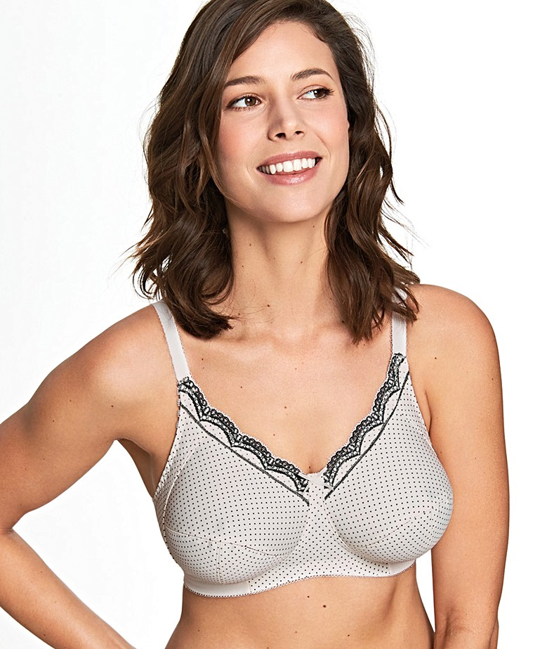 106e4ee355 Everyday non-wired bras for comfort and support