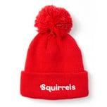 Squirrel Scouts Kids Reflective Bobble Beanie Hat Accessories
