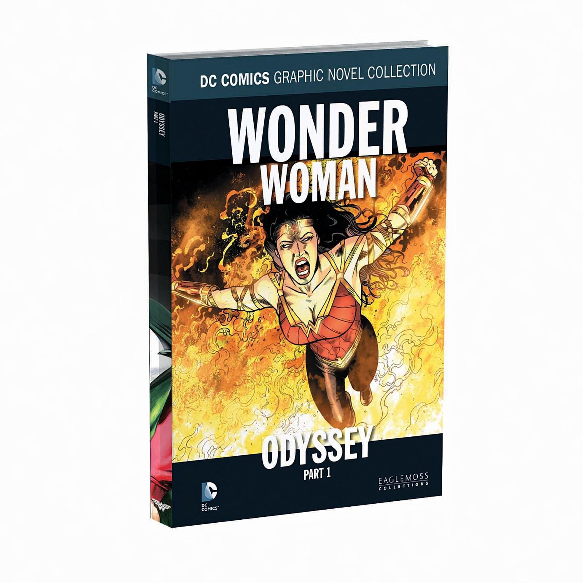 Home & Garden Wonder Woman: Odyssey (Part 1) Book