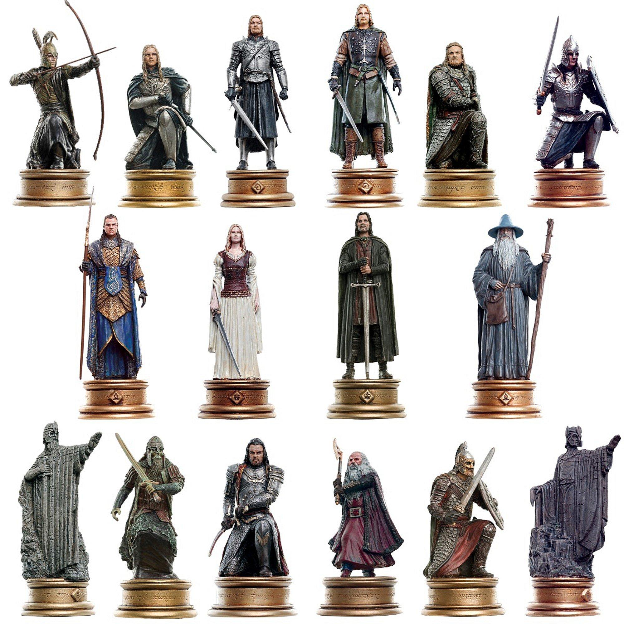 Home & Garden War Of The Ring Chess Set