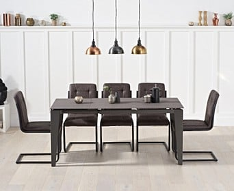 Stone Dining Tables | Oak Furniture Superstore