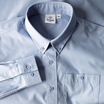 Official Air and Sea Scout Uniform Long Sleeve Shirt-XXS