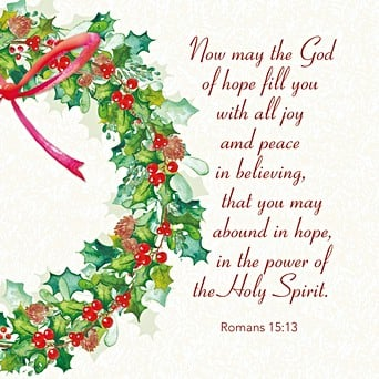 Holy Spirit 10 Christmas Cards | TLM Trading