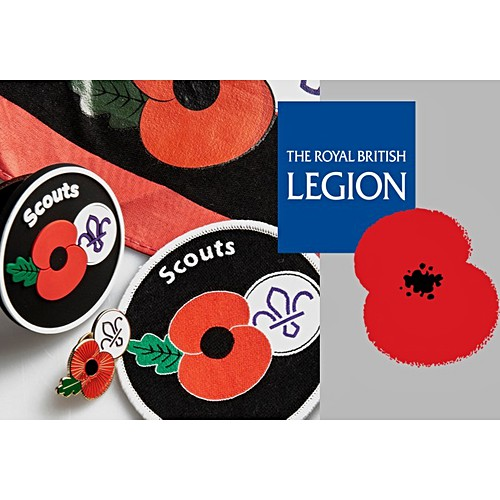 The Royal British Legion And The Scouts