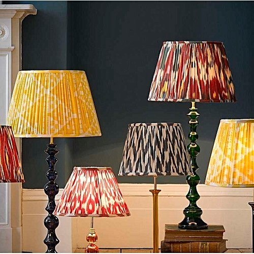 How to choose a lampshade the complete guide