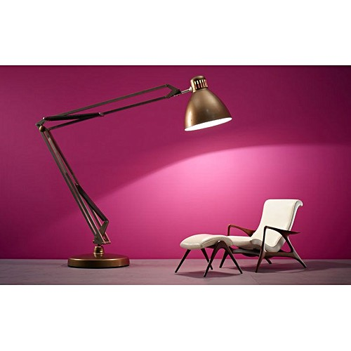 Iconic Floor Lamps Seven Important And Very Expensive 20th Century Floor Lights