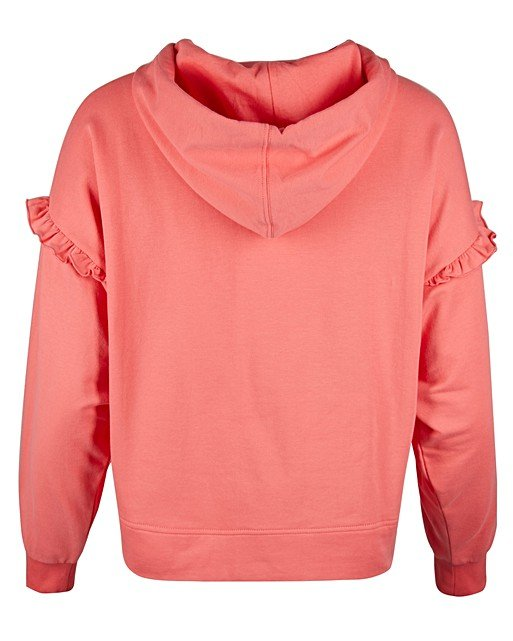 Frill Jersey Pink Hoodie Oliver Bonas Ie
