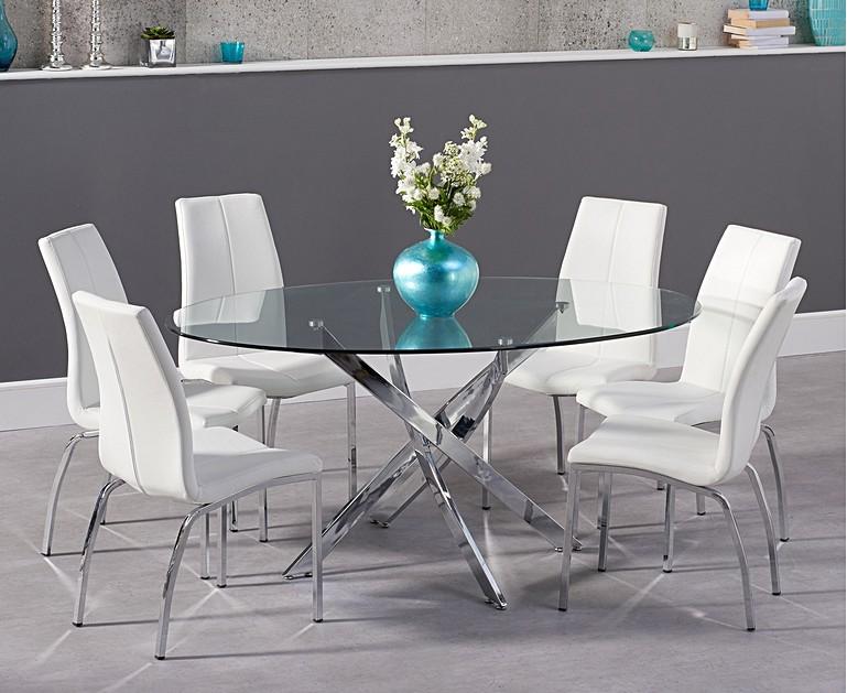 oval glass dining table. Oval Glass Dining Table S