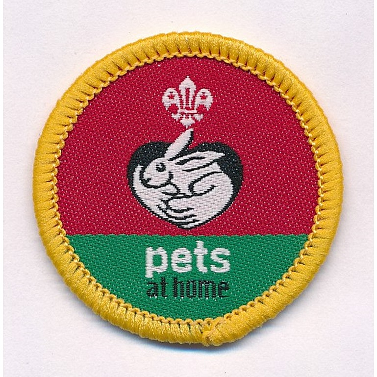 Cub Scout Animal Carer Badge (Pets at Home)