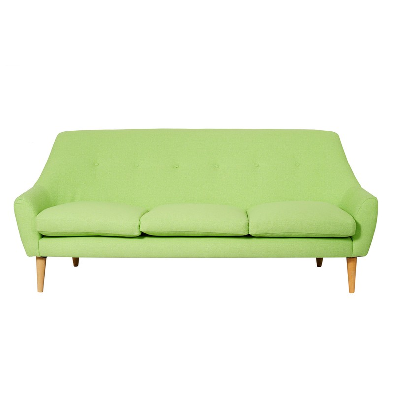 Oliver Bonas 1958 Three Seater Sofa