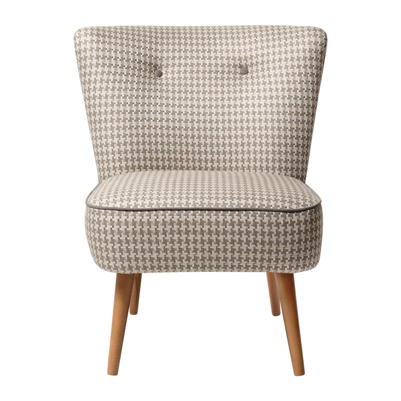 Oliver Bonas Le Cocktail Chair, Orange