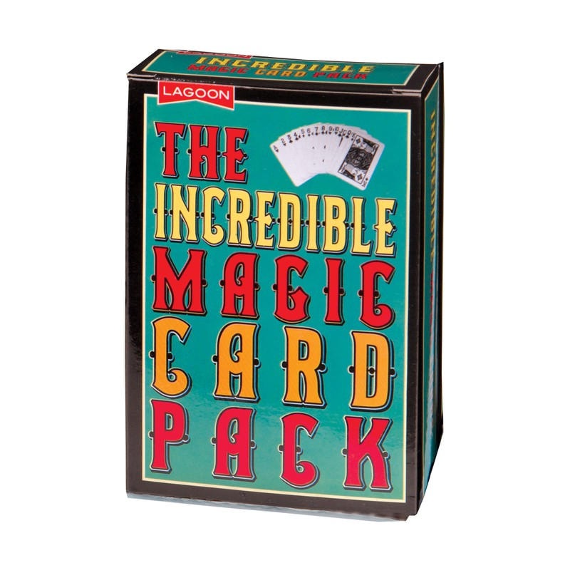 The Incredible Magic Card Pack