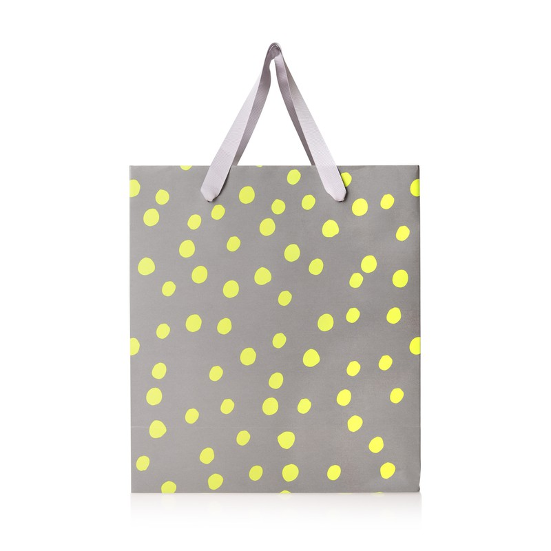 Large Sporty Spot Gift Bag