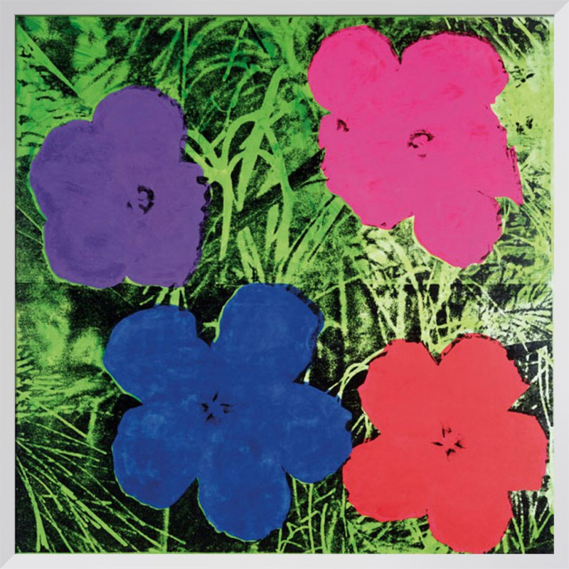 Flowers, 1964 Wall Art by Andy Warhol