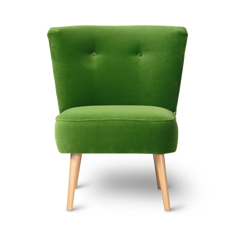 Le Cocktail Velvet Chair