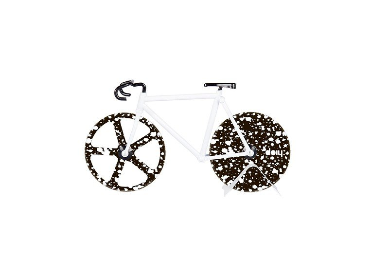 Stardust Bicycle Pizza Cutter