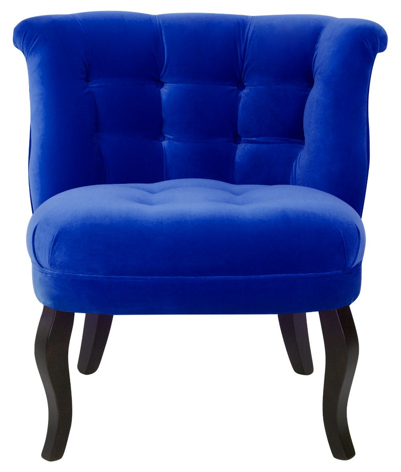 Velvet Tub Chair