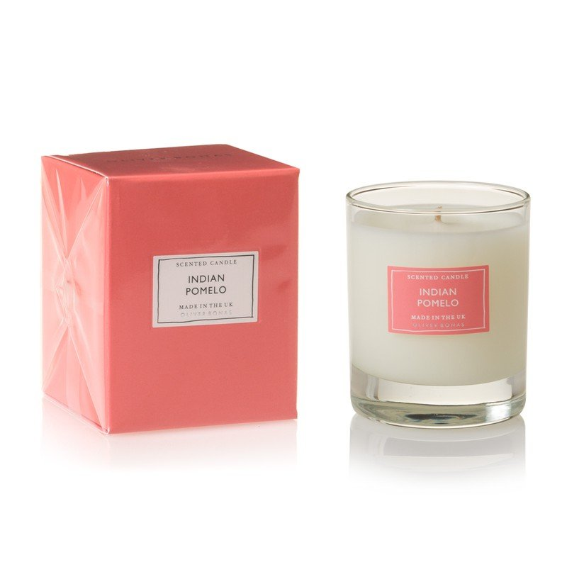 Small Indian Pomelo Scented Candle