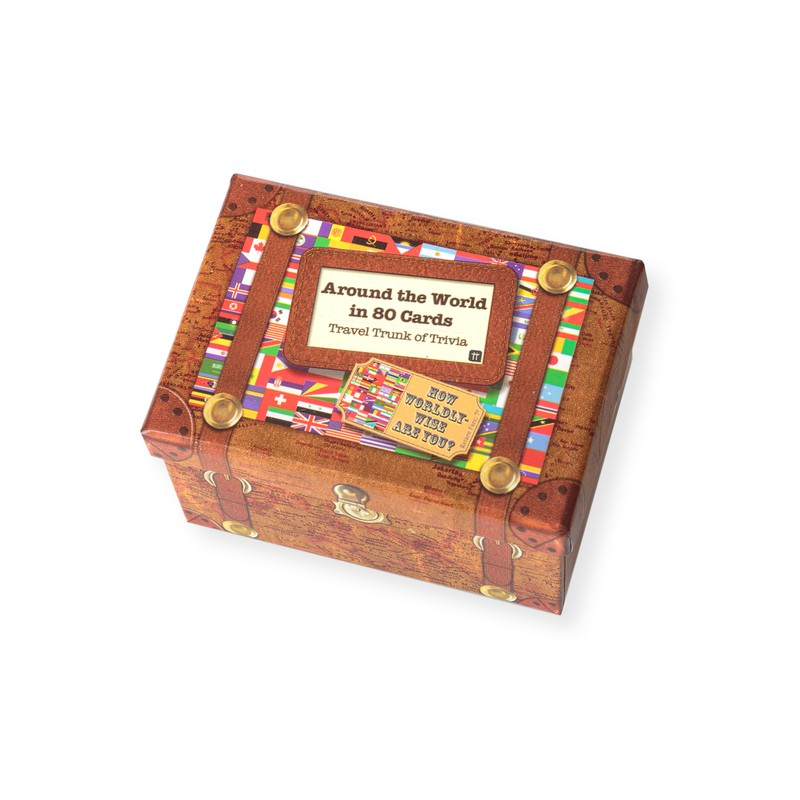 Mini Trivia Worldy Wise Words Trunk