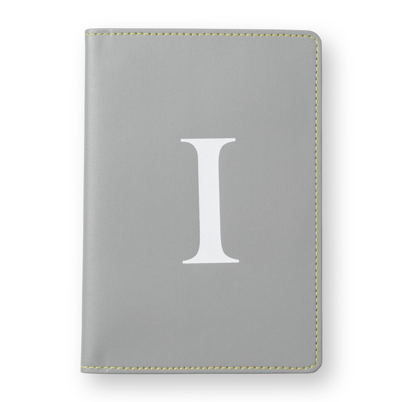 Alphabet Mint Passport Holder