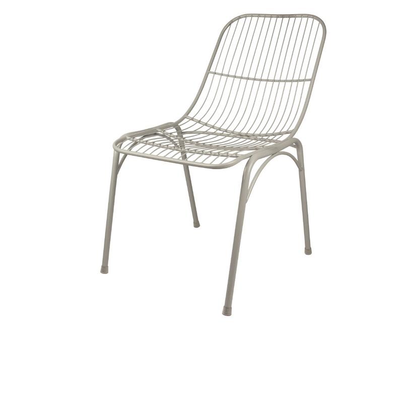Hugo Grey Chair