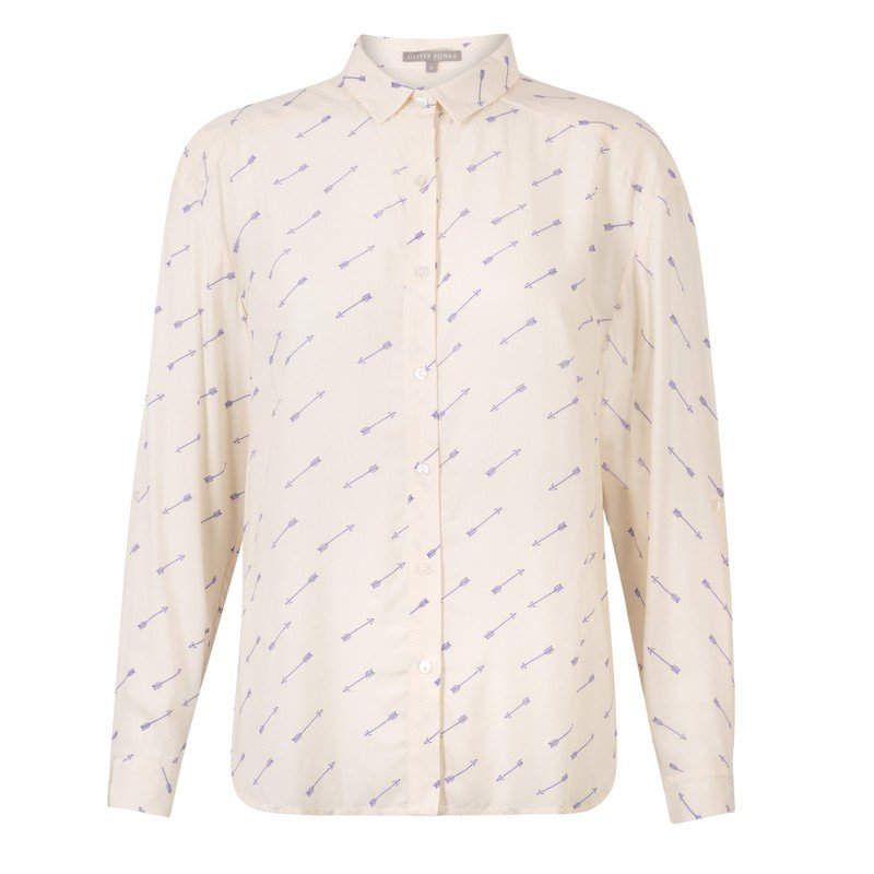 Cupid Arrow Print Shirt