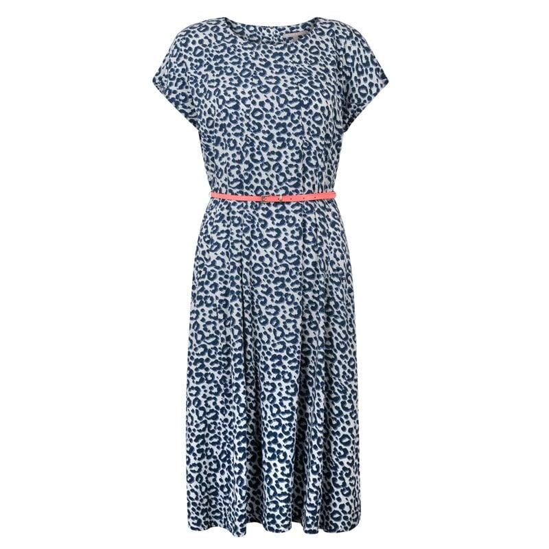 Roberta Animal Print Dress