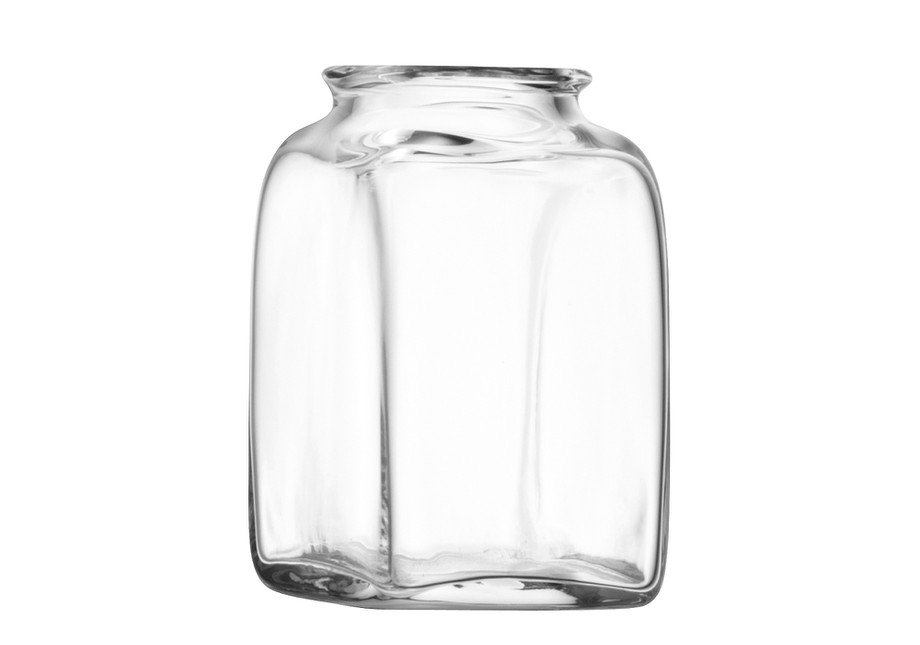Lsa Small Umberto Glass Vase All Oliver Bonas